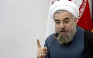 Director of the Iranian Expediency Council's Center for Strategic Studies Hassan Rowhani