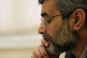 Iranian Government Spokesman Gholam Hossein Elham