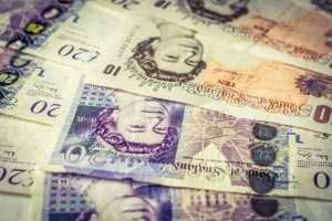 British Pounds funding